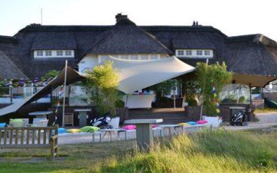 Stretchtent bij de Kennemer Golf & Country Club Zandvoort