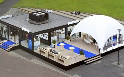 Pop-Up Store Samsung Galaxy Amsterdam